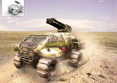 Army Truck 2