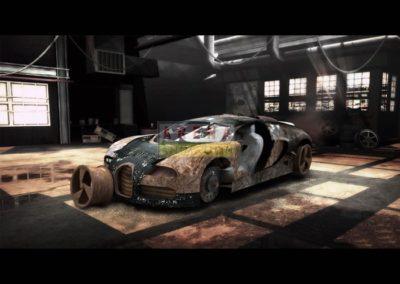 Bad Bugatti