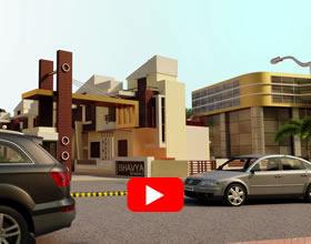 Architecture Visualization-Vishal Sheth