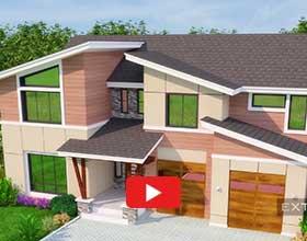 Architecture Visualization-Kunj Nilang Aashutosh Sidharth