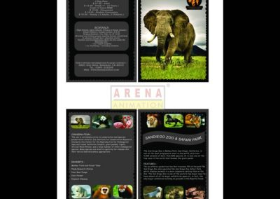 Brochure SandiegoZoo
