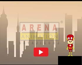Animation Sequence-Pranav Makwana
