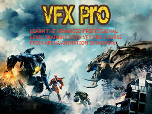 Visual Effects VFX Training in Vadodara