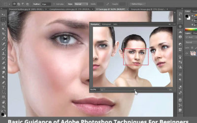 Basic Guidance of Adobe Photoshop Techniques for Beginners