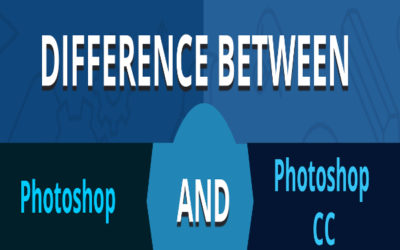 Difference between Adobe Photoshop and Photoshop CC