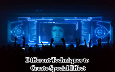 Different Techniques to Create Special Effect