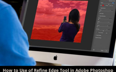 How to Use of Refine Edge Tool in Adobe Photoshop