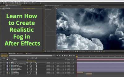 Learn How to Create Realistic Fog in After Effects