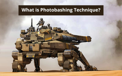 What is Photobashing Technique?