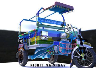 3D Modeling – Nishit Vaishnav