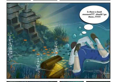 Comic Art – Sweta Patel