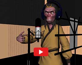 3D Animation Sequence – Lakshay