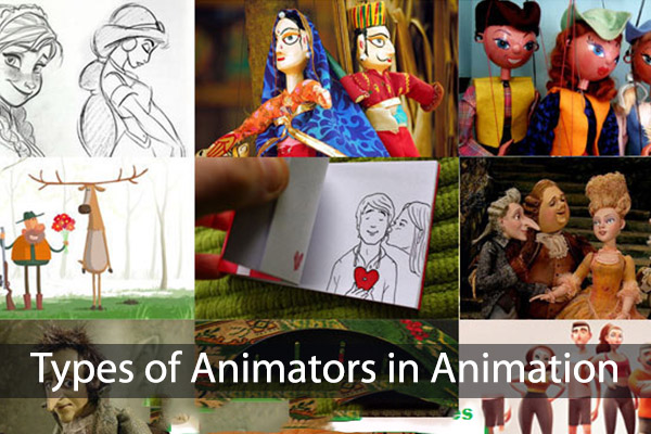 7 Types of Animators in Animation