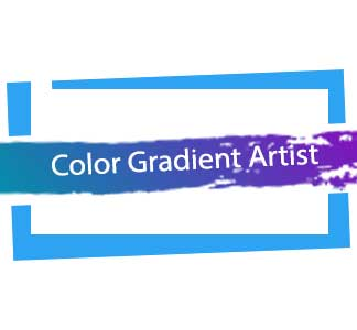 Colour Gradient Artist