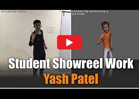 3D Animation Showreel – Yash Patel