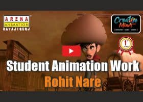 3D Animation – Rohit Nare