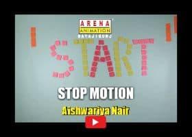 Stop Motion Video Game by Aishwariya Nair