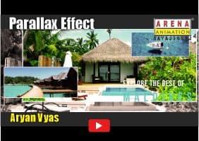 Parallax Effect By Aryan