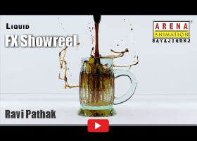 FX Showreel work By Ravi Pathak