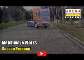 Matchmove Work By Saavan Pranami
