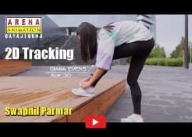 2D Tracking Work By Swapnil