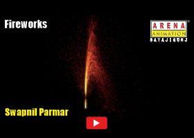 FX Fireworks Simulation by Swapnil